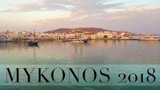 Mykonos, Greece Vlog 2018 ~ Fables in Fashion