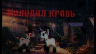 """°☆Пони клип- """"Класс убийц"""" Молодая кровь•☆(( + год каналу"""