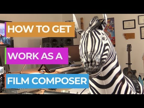 Film And Television Composer - 6 Tips To Get Work!