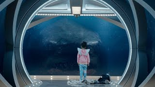 Мег: Монстр глубины - Трейлер на Русском | 2018 | 2160p