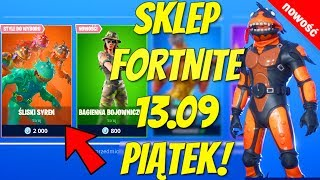 FORTNITE 13.09 STORE-NEW SKIN swamp fighter and NEW slipsy Syren, Diva Disco, Komando Disco