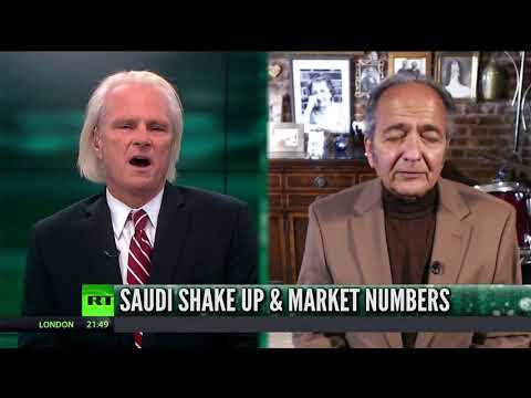OPEC and the Saudi Shake-Up