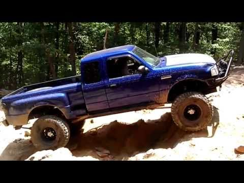 Ford Ranger At Uwharrie Youtube