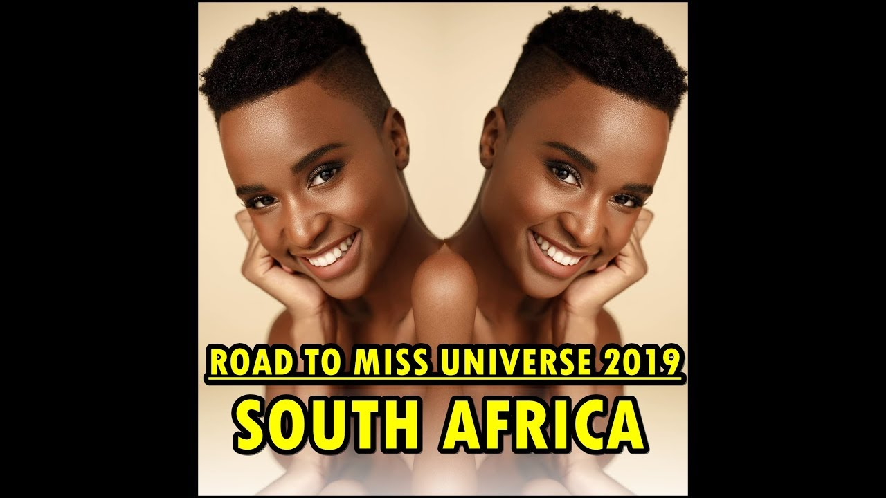 Miss Universe 2019 South Africa Zozibini Tunzi Profile