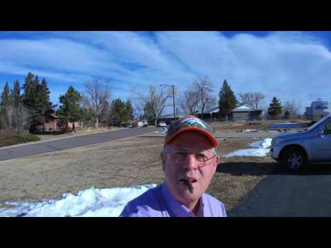360 4K video of my Lakewood Colorado neighborhood