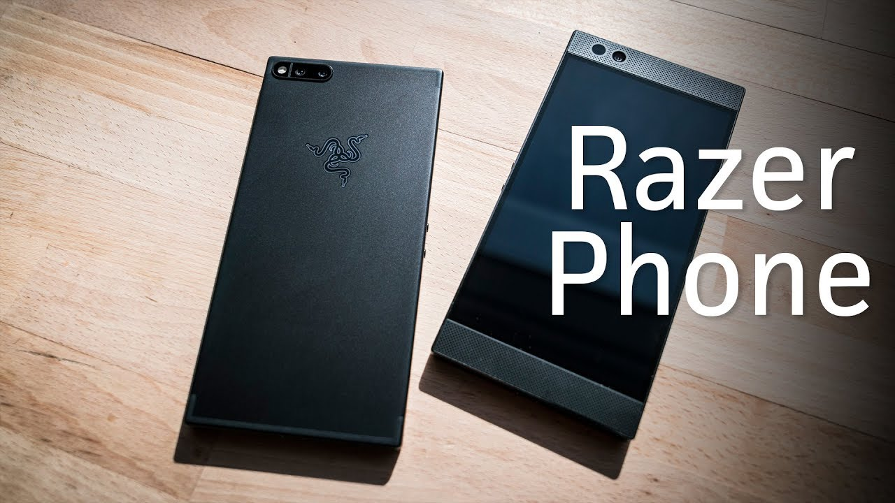Razer Phone hands-on: A phone for gamers but not a gaming phone?