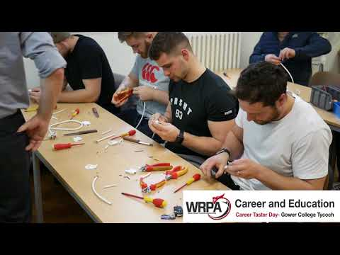 WRPA members put wiring to the test.