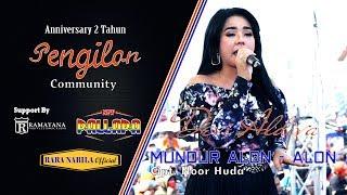 Download Mundur Alon-Alon [Cipt.Noor Huda] Devi Aldiva New Pallapa Pengilon Community Mp3