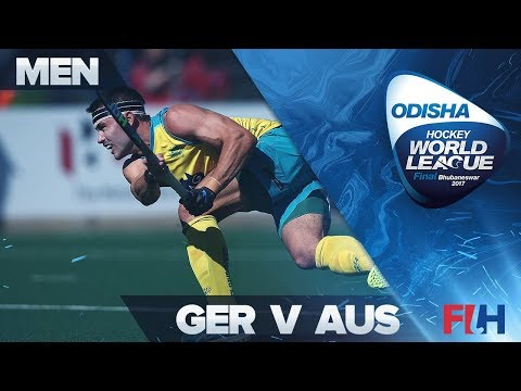 Germany v Australia - Odisha Men's Hockey World League Final - Bhubaneswar, India