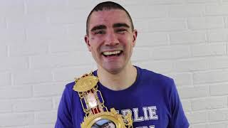 'IT FEELS AMAZING!' - JOHNNY GARTON REACTS TO BECOMING BRITISH CHAMPION AFTER STOPPING GARY CORCORAN