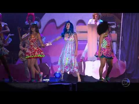 Katy Perry - Last Friday Night (Live at Rock In Rio Brazil 2011) HD