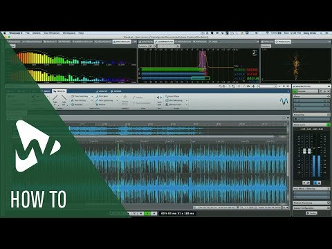 How to Work with the Meters in WaveLab | Q&A with Greg Ondo