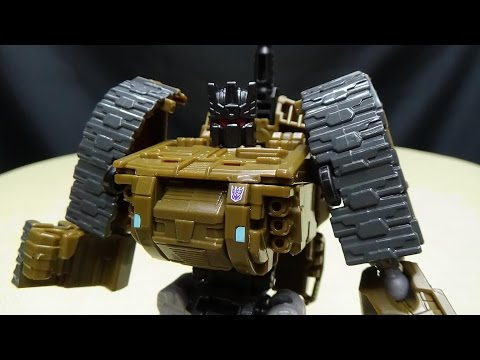 Generations Combiner Wars Deluxe BRAWL: EmGo's Transformers Reviews N' Stuff