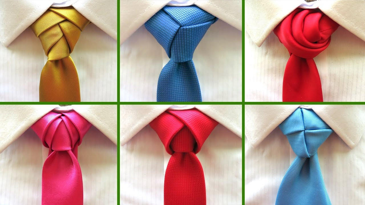 The Wedding Knot.8 Best Tie Knots For Wedding And Festive Events How To Tie A Necktie