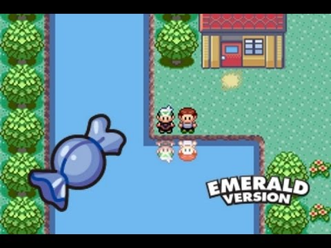 How To Find All The Rare Candies In Pokemon Emerald