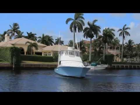 Viking 54 Convertible Sportfish Yacht