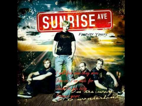 Forever yours von sunrise avenue song - Forever yours sunrise avenue ...