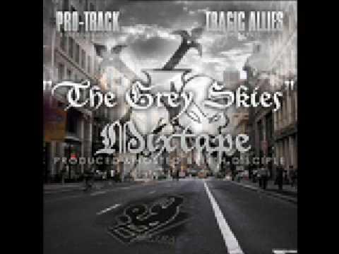 Tragic Allies - Marauder Music