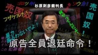 2015 3 30 東京高裁不正裁判判決における犯罪の記録