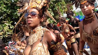 Belize City Carnival Road March 2014