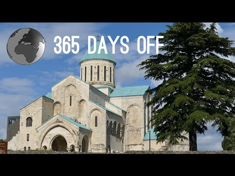 Episode 6 - Georgia - Batumi & Kutaisi / 365 days off - Travel around the world