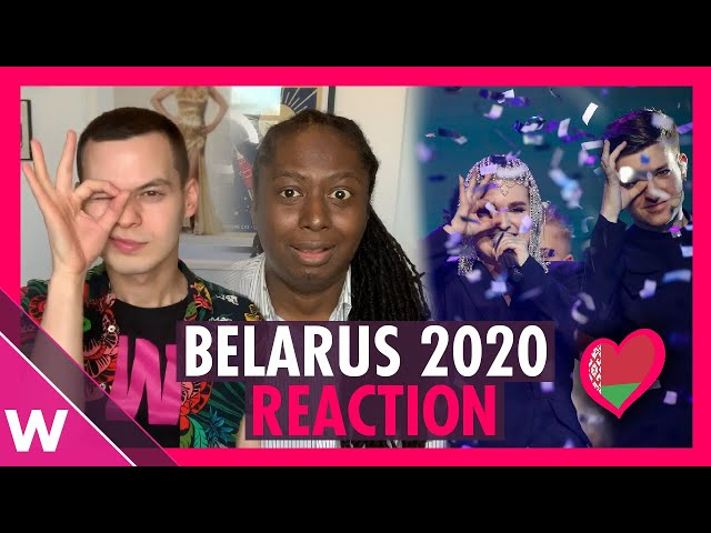 Belarus Eurovision 2020 reaction: VAL -