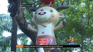 Mengenal Maskot Asian Games 2018