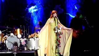 Florence & the Machine - What the Water Gave Me - NEW SONG! (live @ the Greek Theater - 6.12.2011)