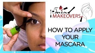 Quick Eye Make-Up || How to Use Mascara || The Cloakroom Thumbnail