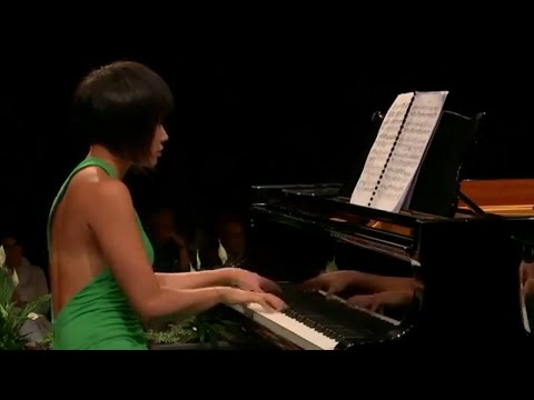 Yuja Wang and Nikolai Lugansky - Rachmaninov : Suite No. 2 Op 17