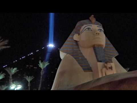 DC Vegas '16: Luxor Pyramid & Great Sphinx