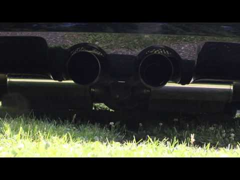 VW Golf R HPA quad pack exhaust