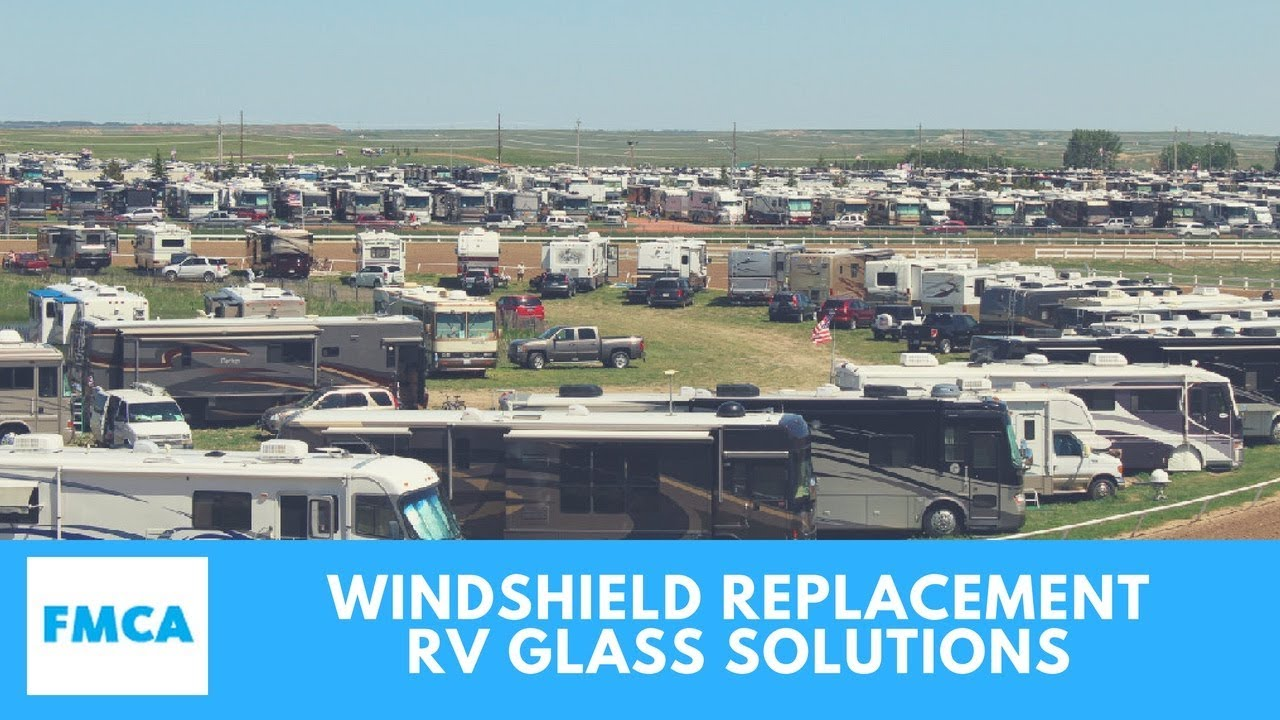 RV Glass Solutions Windshield Replacement