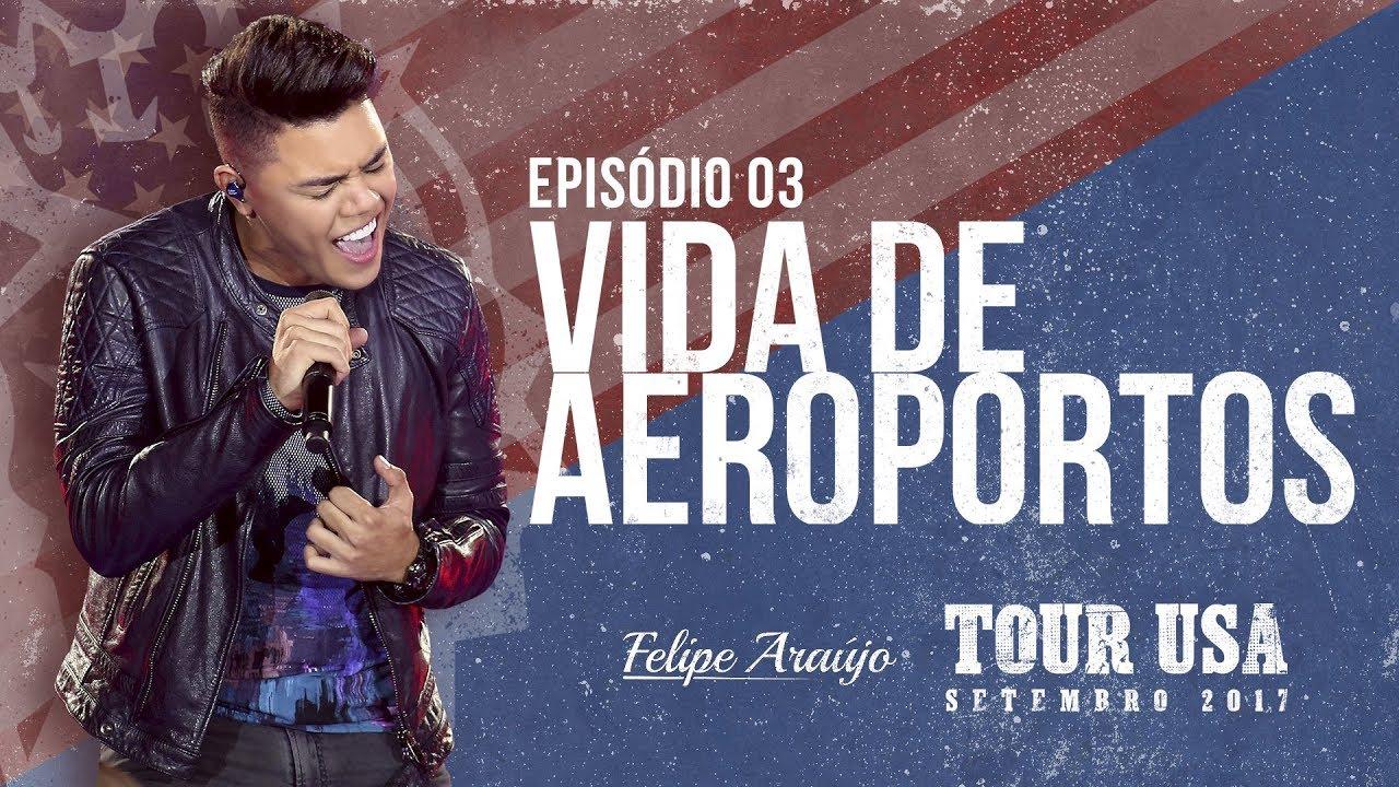 Tour USA - Episódio 03: Vida de Aeroportos