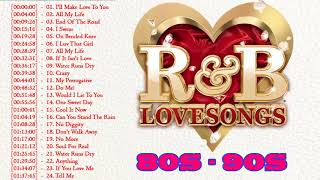 R&B Love Songs 80's 90's Playlist ♥♥♥♥ Best Of R&B Love Songs collection ♥♥♥♥ R&B Romantic Mix