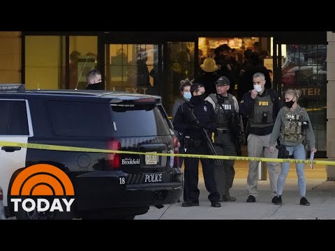 Milwaukee Mall Shooting: Manhunt Underway After 8 People Injured | TODAY