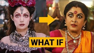 Sridevi Rejected Movies You Won't Believe!
