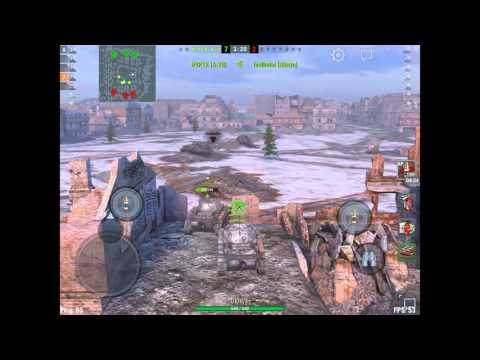 World Of Tanks 1 еп.