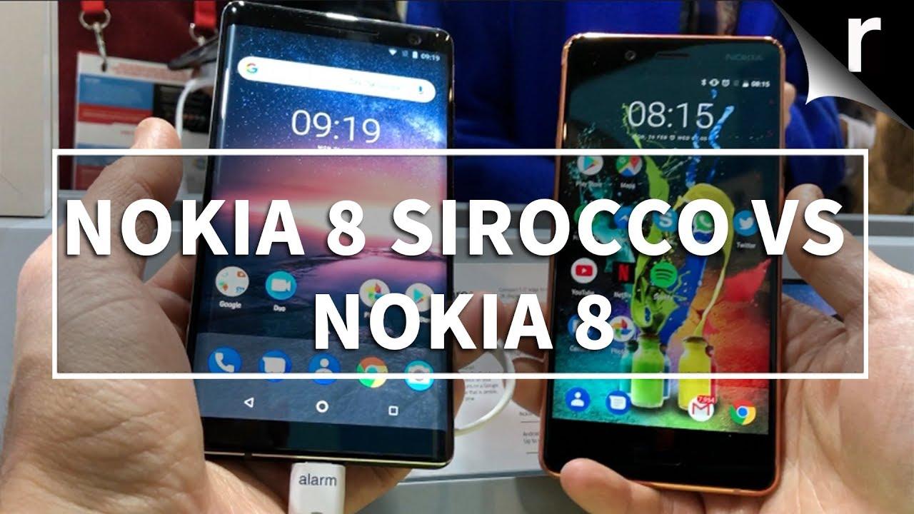 8bd72098684 Nokia 8 Sirocco vs Original Nokia 8  What s changed  - YouTube