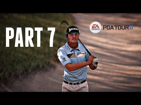 Rory McIlroy PGA Tour Walkthrough Part 7 - TPC BOSTON - KEEG