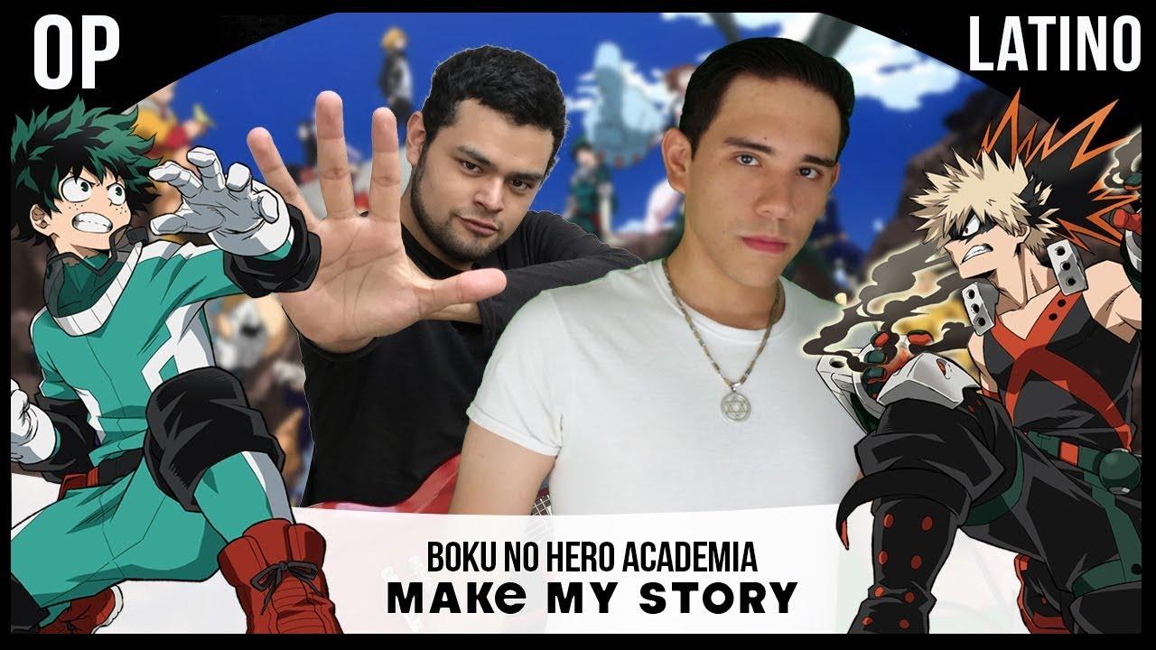 Boku no Hero Academia OP 5 -