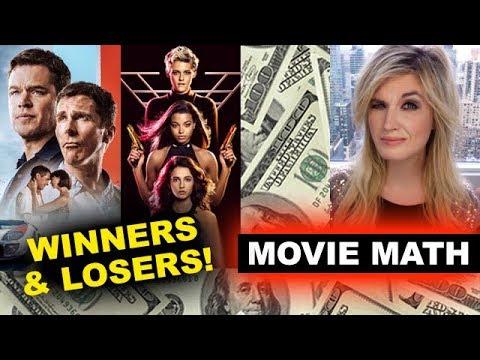 Box Office - Ford v Ferrari, Charlie's Angels 2019 Bombs