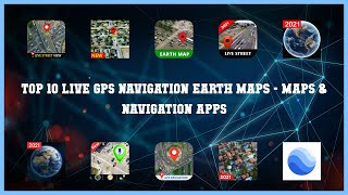 Top 10 Live Gps Navigation Earth Maps Android Apps screenshot 4