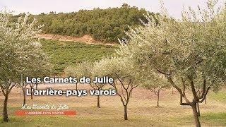 L'arrière-pays varois - Les Carnets de Julie