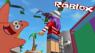 ROBLOX LET'S PLAY ESCAPE THE BALL PIT OBBY | RADIOJH GAMES