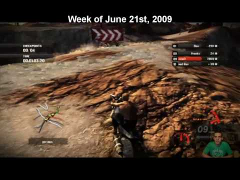 PC Games Release Chart For June 2009