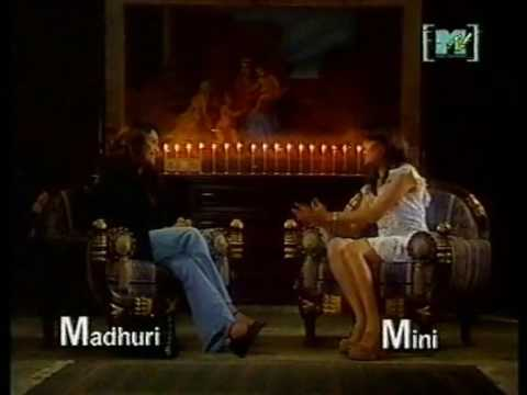 Madhuri Dixit's Interview with Mini at Mtv