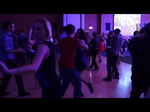 Various dancers TBT on walkabout of the dance floor 4. Zouk Soul at ZoukFest 2015