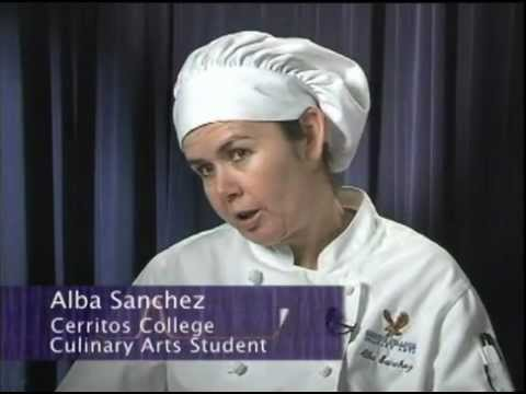 Cerritos College Culinary Arts Program on the American Health Journal