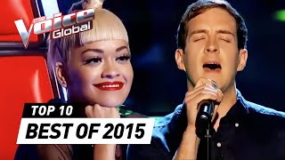 BEST 'Blind Auditions' of 2015 | The Voice Global